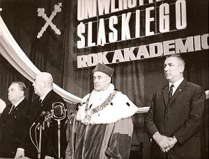 Foto: Archiwum UŚ