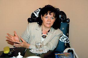 prof. dr hab. Barbara Kudrycka