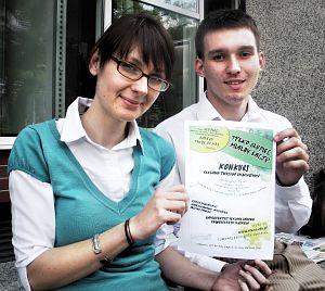 Ula Kupisiewicz i Grzegorz Chochół zwyciężyli w pierwszej edycji konkursu. Teraz sami organizują jego trzecią edycję