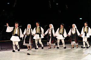 XXI Międzynarodowy Studencki Festiwal Folklorystyczny 24-31 sierpnia
