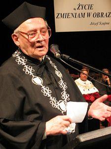 Profesor Józef Szajna