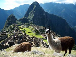 Machu Picchu(Peru)<br> Grzegorz Lityński