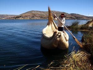 Jezioro Titicaca (Peru/Boliwia)