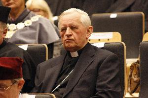 Gościem uroczystości był JE abp dr Damian Zimoń, metropolita katowicki