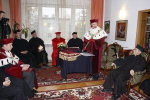18 grudnia odbyła się uroczystość nadania tytułu doktora honoris causa Uniwersytetu Śląskiego prof. zw. dr. hab. Kazimierzowi Polańskiemu