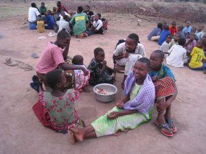 uczniowie z misyjnej szkoły Don Bosco w Didia