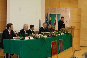XXXIII uroczysta sesja Sejmiku Województwa Śląskiego