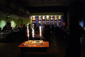 Tort na 18 rocznicę Szkoły