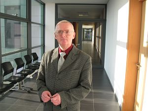 Profesor Zygmunt Mielczarek