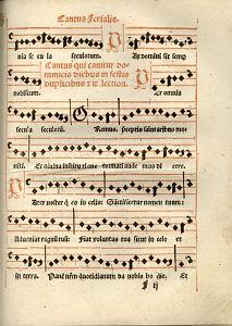 Mszał podróżny, Missale Cracoviense pro itinetantibus. Caracoviae per Marcum Schrafferbergerium, 1545