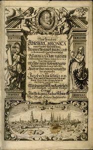 J. Schickfus, New vermehrte Schlesische Chronica. Leipzig 1625